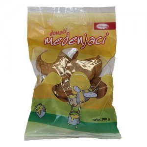 Honey gingerbread cookies 200g